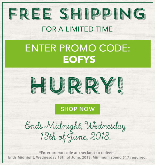 Free Shipping available at Booktopia until Midnight, Wednesday 13th of June